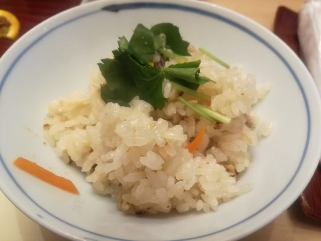 炊き込みご飯2