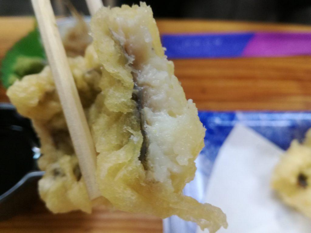 ハモの天ぷら2